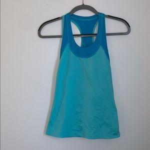 lulu lemon tank top, lightly worn